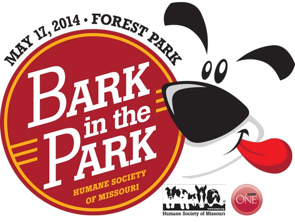 Bark In The Park 2014 Coming Up on Saturday, May 17th