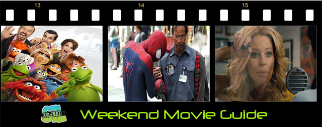 Weekend Movie Guide: The Amazing Spider-Man 2