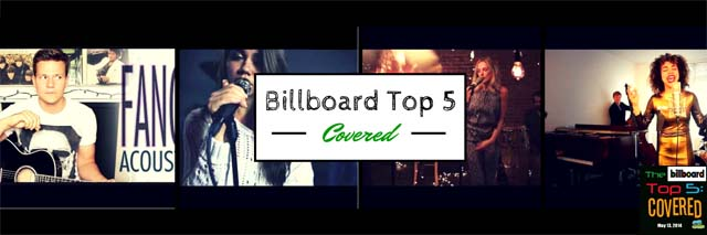 Billboard Top 5: Covered (5/13/14)