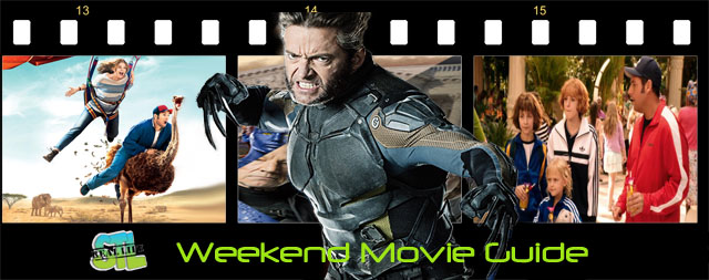 Weekend Movie Guide: X-Men Days of Future Past, Blended