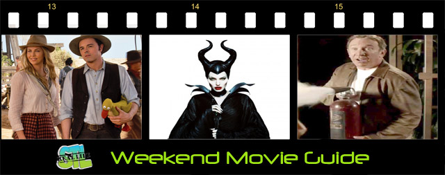 Maleficent and A Million Ways to Die in the West