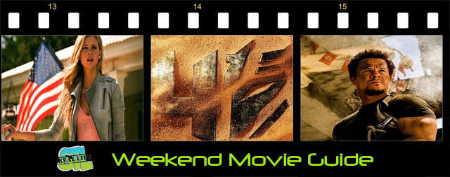 Weekend Movie Guide: Transformers: Age of Extinction