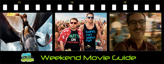 Weekend Movie Guide: 22 Jump Street, How To Train Your Dragon 2
