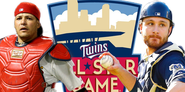 Brewers Poke Fun at Yadier Molina in All-Star Game Promo