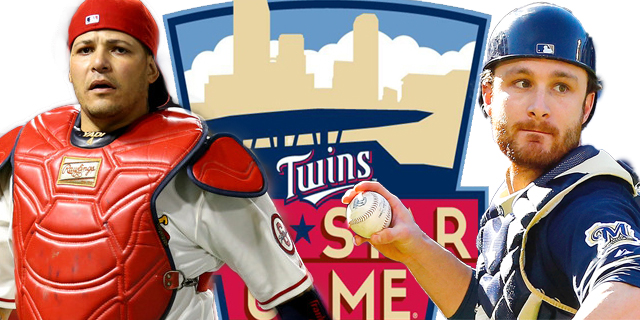 The Brewers released a spot promoting Jonathan Lucroy for the All-Star Game and poking fun at the St. Louis Cardinals and Yadier Molina