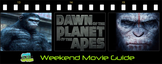 Weekend Movie Guide: Dawn of the Planet of the Apes