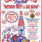 catsup bottle festival