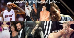 Nik's Musings: America's obsession with celebrity
