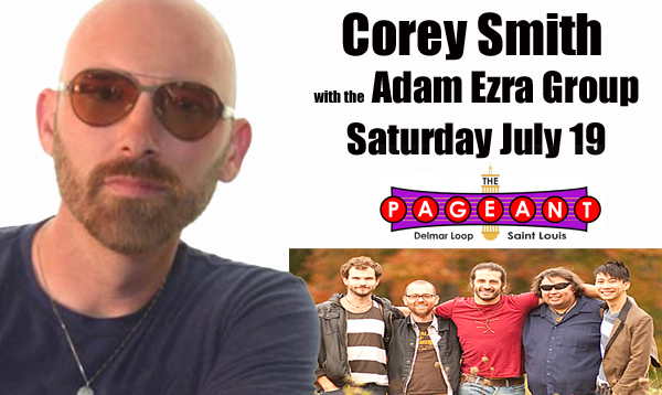 Corey Smith in St. Louis July 19