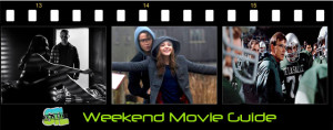 Weekend Movie Guide from RealLifeSTL.com featuring If I Stay, When The Game Stands Strong and Sin City: A Dame To Die For