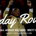 Monday Roundup: Beyonce, Nicki Minaj, Aeneas Williams. St. Louis Cardinals. Taylor Swift