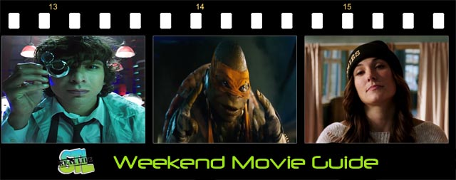 Weekend Movie Guide: TMNT, Step Up All In