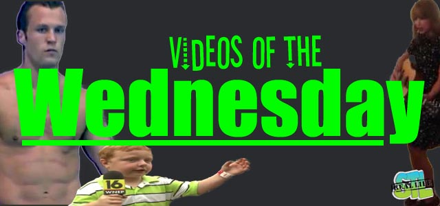 Videos of the Wednesday: Dark Horse Baby, Jason Statham, Chris Pratt