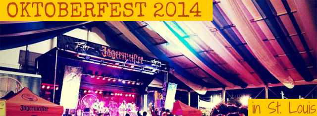 It's Oktoberfest 2014 Time in St. Louis