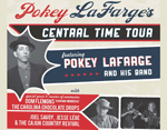 Pokey LaFarge at Old Rock House in  downtown St. Louis, Missouri on September 12.
