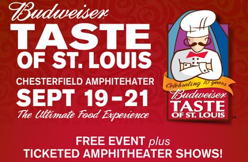 Taste of St. Louis 2014