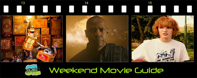 Weekend Movie Guide: Equalizer, Boxtrolls