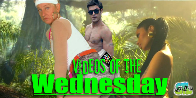 Videos of the Wednesday: Starbucks, Zac Efron