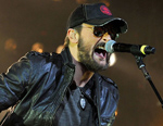 Eric Church at Scottrade Center in St. Louis on September 13, 2014