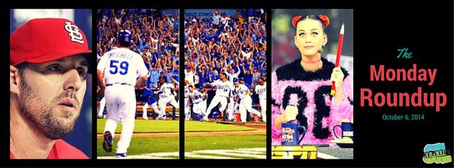 Monday Roundup: Cardinals, Royals, Katy Perry