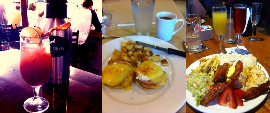 Sunny Side Up: Sunday Brunch in St. Louis