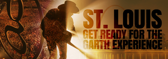 Garth Brooks will be returning to St. Louis for shows on December 5 & 6, 2014