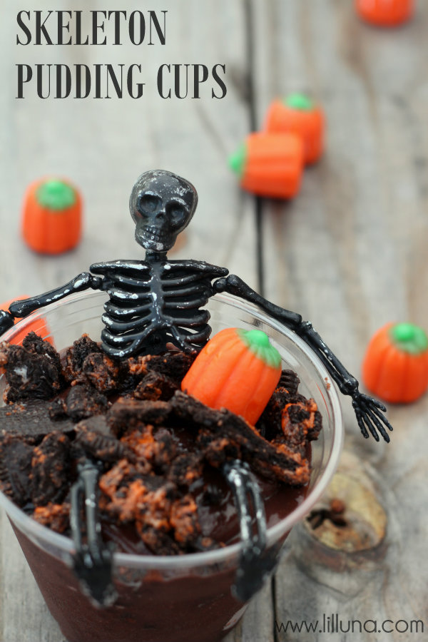 Tgif happy halloween for Easy halloween treats for work party