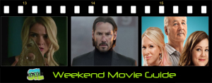 John Wick, Ouija and St. Vincent open this weekend.