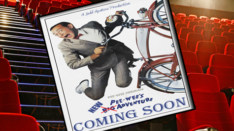 Pee-wee Herman Coming Back to the Big Screen