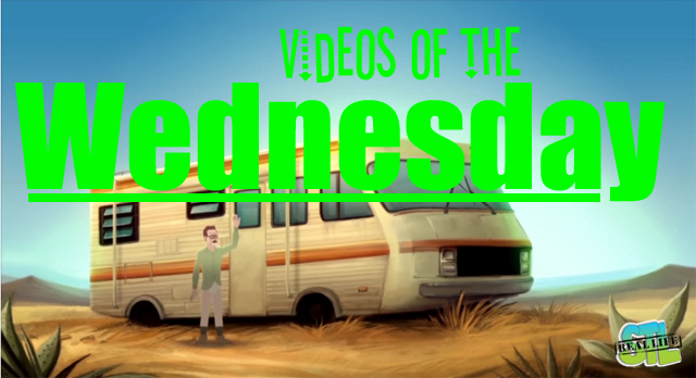 Videos of the Wednesday: Breaking Bad/Frozen, Cinderella Movie