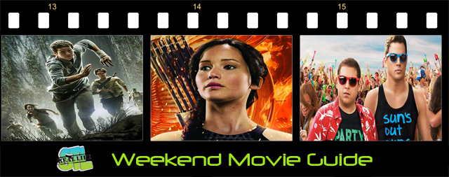 Weekend Movie Guide: Hunger Games: Mockingjay