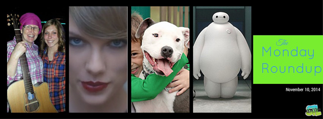 "Monday Roundup ft. Taylor Swift's ""Blank Space"" Pit Bulls, Garth Brooks and more"