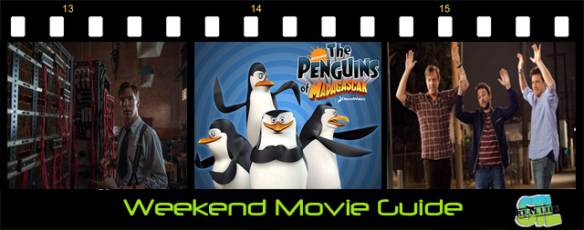 Weekend Movie Guide: Horrible Bosses 2, Penguins of Madagascar