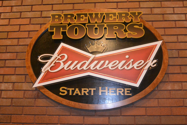 Anheuser-Busch Beermaster Brewery Tour in St. Louis