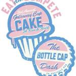 cupcake and bottle cap dash