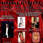 hypnosis and burlesque