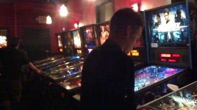 Pinball and Punk Rock in South City