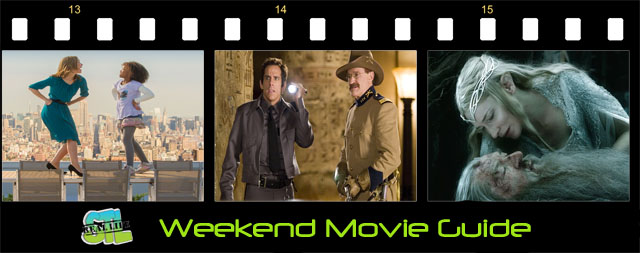Weekend Movie Guide: Hobbit, Annie, Museum