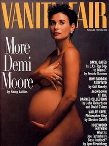Demi Moore Cover