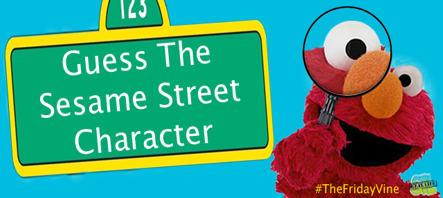 The Friday Vine December 2014 – Sesame Street Live