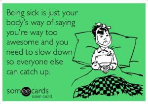 Sick Ecard