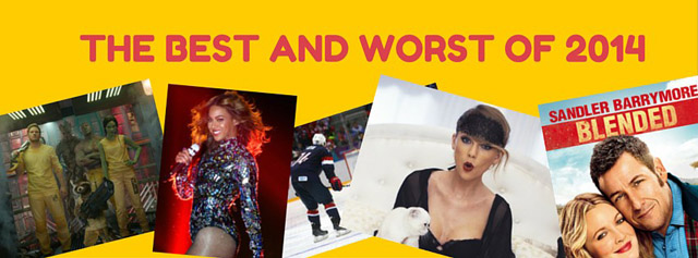 The Best and Worst of 2014