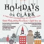 holidays on clark