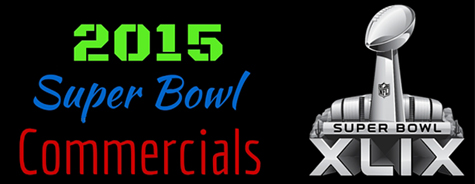 Super Bowl XLIX Commercials