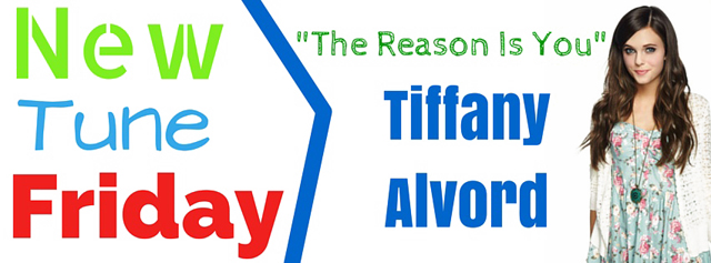"""The Reason Is You"" Tiffany Alvord"