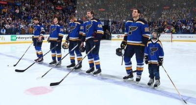 How The St. Louis Blues Stole My Heart