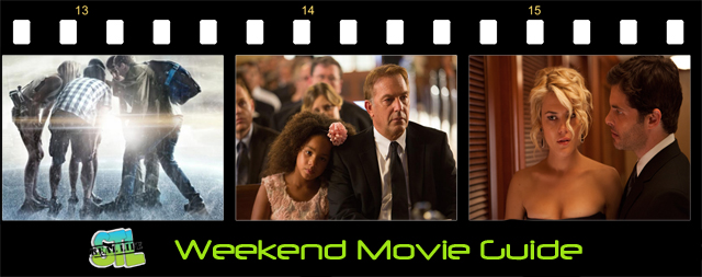 Weekend Movie Guide: Black or White, Project Almanac