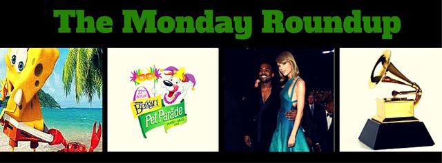 Grammys, SpongeBob, Beggin' Pet Parade