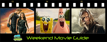 Weekend Movie Guide: Jupiter Ascending, Seventh Son, SpongeBob