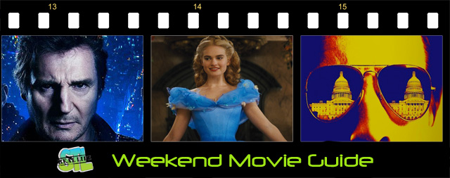 Weekend Movie Guide: Cinderella, Run All Night